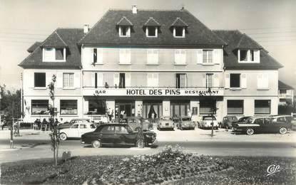 """CPSM FRANCE 14 """"Franceville, hôtel restaurant des Pins"""""""