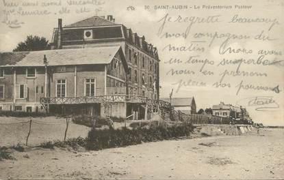 """CPA FRANCE 14 """"Saint Aubin sur Mer, le préventorium Pasteur"""""""