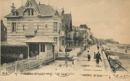 """CPA FRANCE 14 """"Saint Aubin sur Mer, la digue """""""