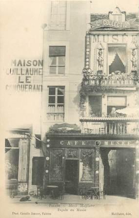 "CPA FRANCE 14 ""Falaise, Musée Malfilatre"""