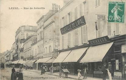 """CPA FRANCE 53 """"Laval, rue de Joinville"""""""