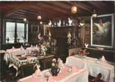 "78 Yveline CPSM FRANCE 78 ""Bougival, hostellerie du Coq Hardy, une petite salle"""