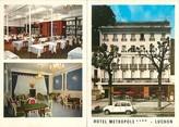 """31 Haute Garonne CPSM LIVRET FRANCE 31 """"Luchon, hôtel Luchon"""""""