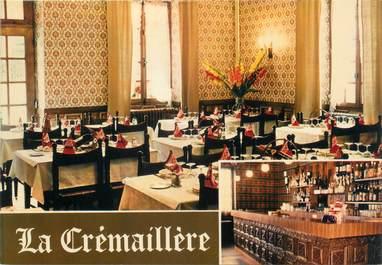 """CPSM FRANCE 18 """"Saint Amand Montrond, hôtel restaurant La Crémaillère """""""