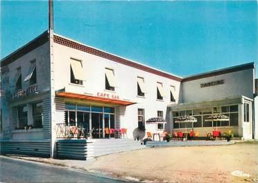 "CPSM FRANCE 17 ""Lorignac, le Bar hôtel Gaboriau"""