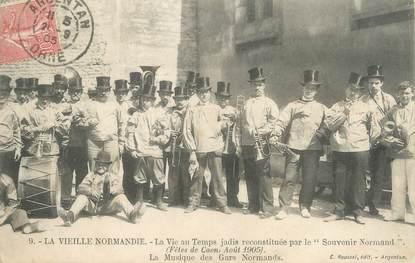 """CPA FRANCE 14 """"Fête de Caen, la vieille Normandie"""""""