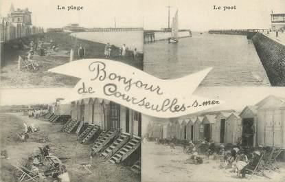 """CPA FRANCE 14 """"Courseulles sur Mer"""""""
