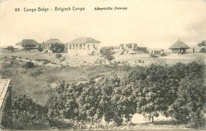 "CPA CONGO BELGE ""Albertville"""
