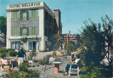 """CPSM FRANCE 20 """"Corse, Saint Florent, hôtel Bellevue"""""""