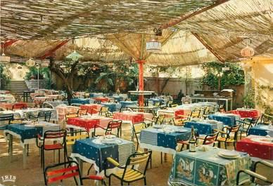 """CPSM FRANCE 20 """"Corse, Ajaccio, la salle à manger de l'hôtel Imperial"""""""