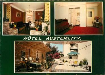 "CPSM FRANCE 20 ""Corse, Ajaccio, hôtel Austerlitz"""