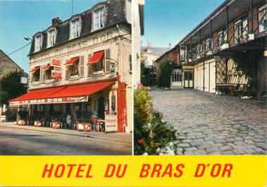"""CPSM FRANCE 14 """"Honfleur, hôtel du Bras d'Or"""""""