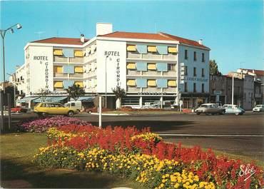 """CPSM FRANCE 17 """"Royan, hôtel des Girondins"""""""