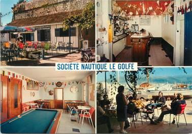 """CPSM FRANCE 20 """"Corse, Ajaccio,société Nautique Le Golfe"""""""