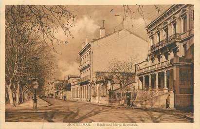 """CPA FRANCE 26 """"Montelimar, boulevard Marre Desmarais"""""""