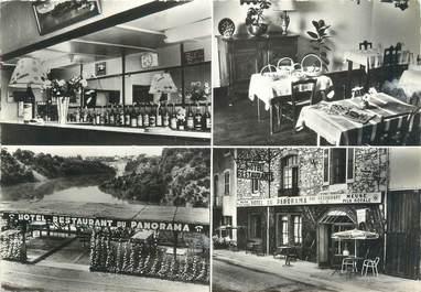 """CPSM FRANCE 26 """"Saint Nazaire en Royans, hôtel restaurant du panorama"""""""