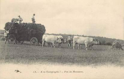 """CPA AGRICULTURE """"La Moisson"""""""