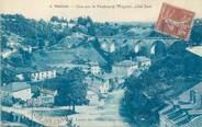 """24 Dordogne CPA FRANCE 24 """"Nontron, vue sur le Faubourg Magnac"""""""