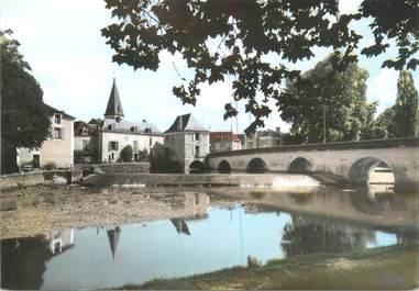 """CPSM FRANCE 24 """"Cubiac, le pont et le barrage sur l'Auvézere"""""""