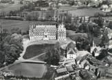"""70 Haute SaÔne CPSM FRANCE 70 """"Villersexel, vue aérienne, le château"""""""