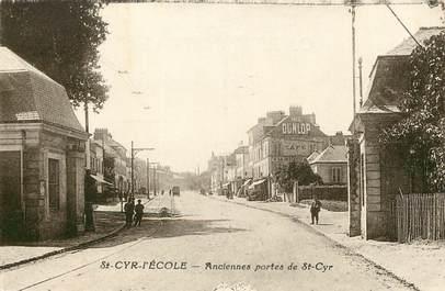 """CPA FRANCE 78 """"Saint Cyr l'Ecole"""""""