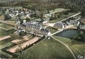 """35 Ille Et Vilaine CPSM FRANCE 35 """"La Chapelle Bouexic, le château, l'église"""""""