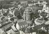 """35 Ille Et Vilaine CPSM FRANCE 35 """"Montfort sur Meu, l'église et la tour"""""""