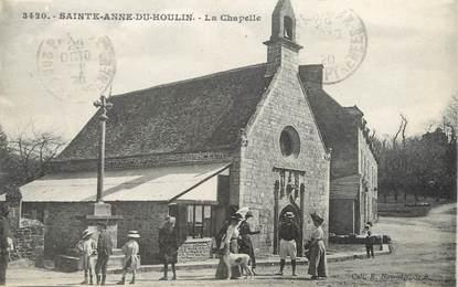 """CPA FRANCE 22 """"Saint Anne du Houlin, la chapelle"""""""