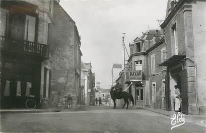 """CPSM FRANCE 14 """"Arromanches , rue du Maréchal Joffre"""""""