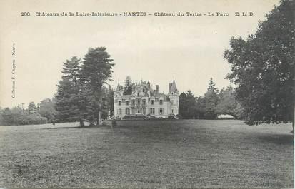 """CPA FRANCE 44 """"Nantes, château du Tertre"""""""