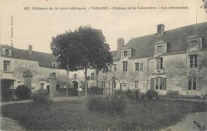 """CPA FRANCE 44 """"Thouaré, château de la Hulonnière"""""""