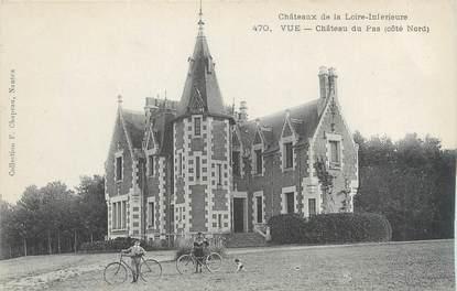 """CPA FRANCE 44 """"Vue, château du Pas"""""""
