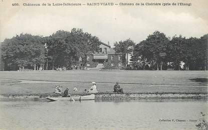 """CPA FRANCE 44 """"Saint Viaud, château de la Clairière"""""""