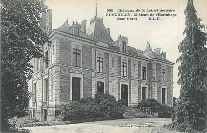 """CPA FRANCE 44 """"Remouillé, château de l'Hermitage"""""""