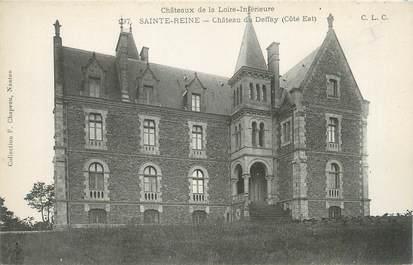 """CPA FRANCE 44 """"Sainte Reine, château du Deffay côté Est"""""""
