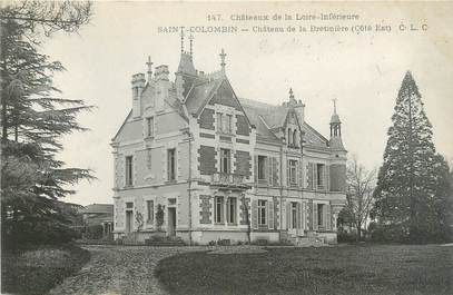 """CPA FRANCE 44 """"Saint Colombin, château de la Bretinière"""""""