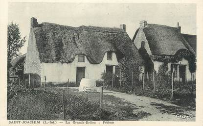 "CPA FRANCE 44 ""Saint Joachim, la Grande Brière"""