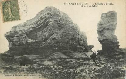 """CPA FRANCE 44 """"Piriac sur Mer, le troisième oreiller et le chandelier"""""""