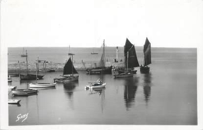 "CPSM FRANCE 44 ""Piriac sur Mer, le port"""