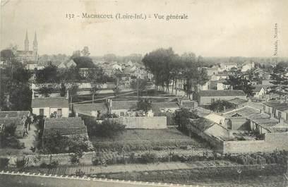 """CPA FRANCE 44 """"Machecoul, vue générale"""""""