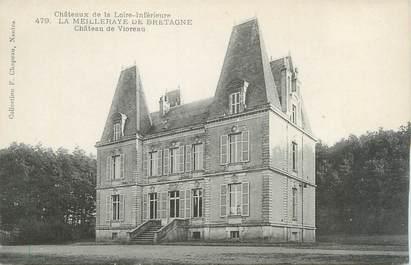 "CPA FRANCE 44 ""La Meilleraye de Bretagne, château de Vioreau"""