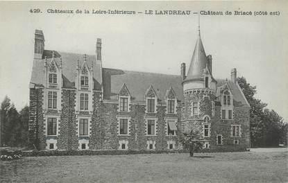 """CPA FRANCE 44 """"Le Landreau, château de Briacé"""""""