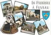 """13 Bouch Du Rhone CPSM FRANCE 13 """"Fuveaux"""""""