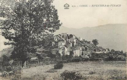 "CPA FRANCE 20 ""Corse, Riventosa de Venaco"""