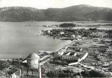 """CPSM FRANCE 20 """"Corse, Porto Vecchio, vue de la Marine du port"""""""