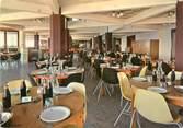"""20 Corse CPSM FRANCE 20 """"Corse, Taglio Isolaccio, centre de vacances, la salle à manger"""""""