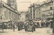 "19 Correze CPA FRANCE 19 ""Tulle, place Gambetta"""