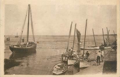 "CPA FRANCE 44 ""Donges, le port"""