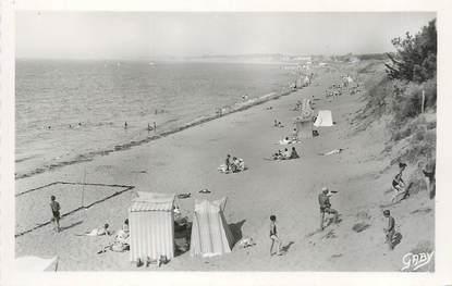 """CPSM FRANCE 44 """"Le Cormier; la plage vers Tharon"""""""