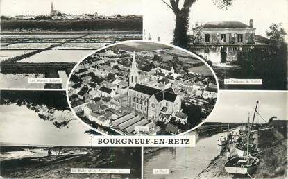 "CPSM FRANCE 44 ""Bourgneuf en Retz"""
